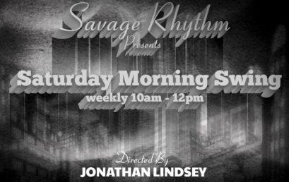 Saturday Morning Swing Returns