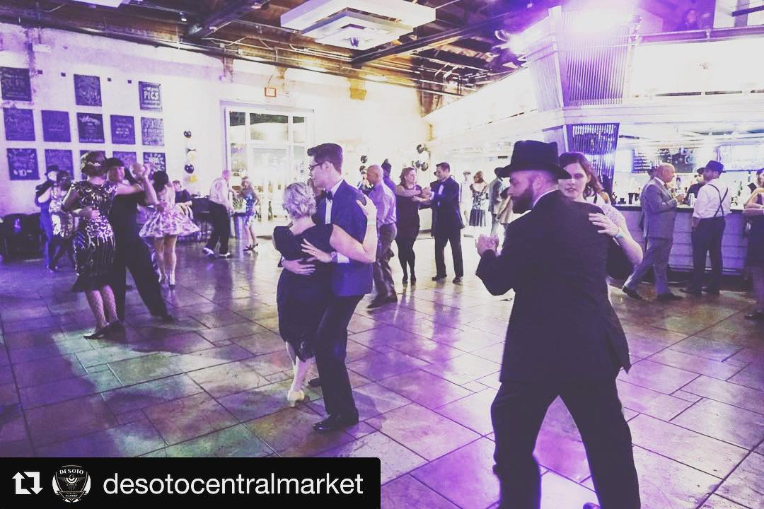 Third Friday Speakeasy is going on at desotocentralmarket tonight! Comehellip