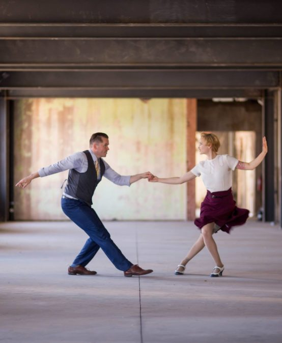 Saturday Morning Swing – Lindy Hop Lessons