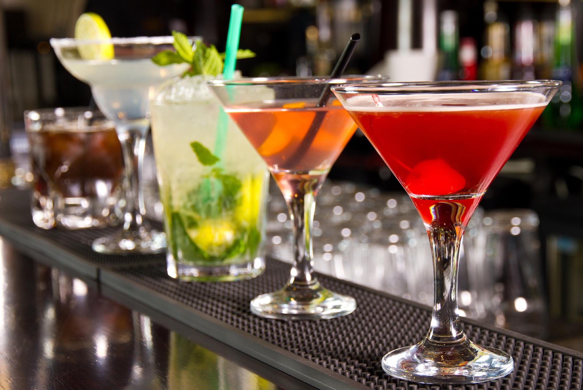 Vintage Cocktail Tasting This Week