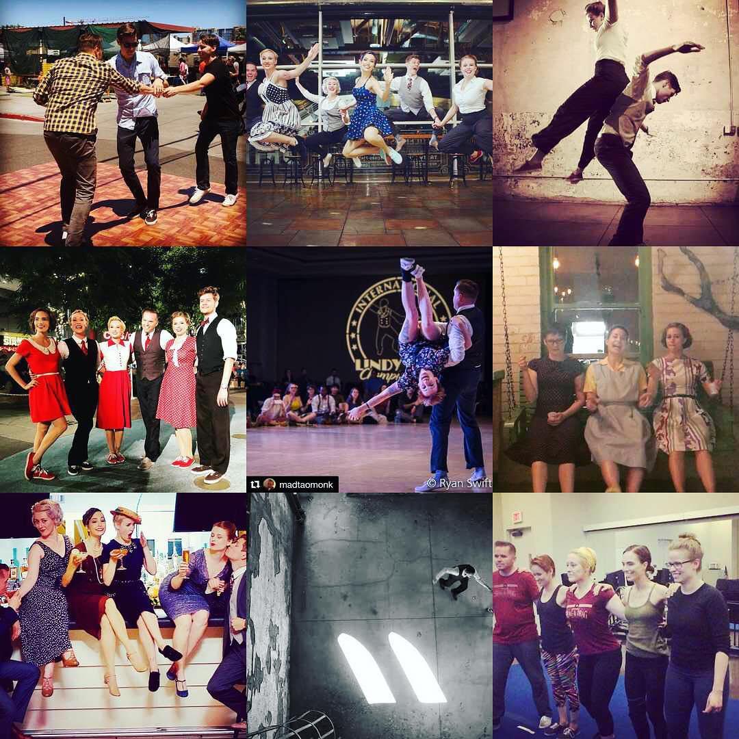 Twas a very good year 2017bestnine everyoneelsewasdoingit lindyhop danceadventures moredancinghellip